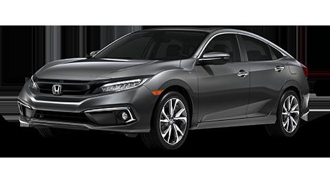 Honda Civic Touring - Gray