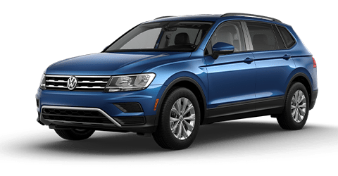 Volkswagen Tiguan S at Vista Volkswagen in Pompano Beach, FL