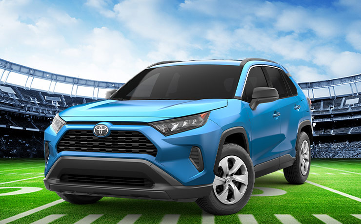 Clearance Savings! | 2019 Toyota RAV4