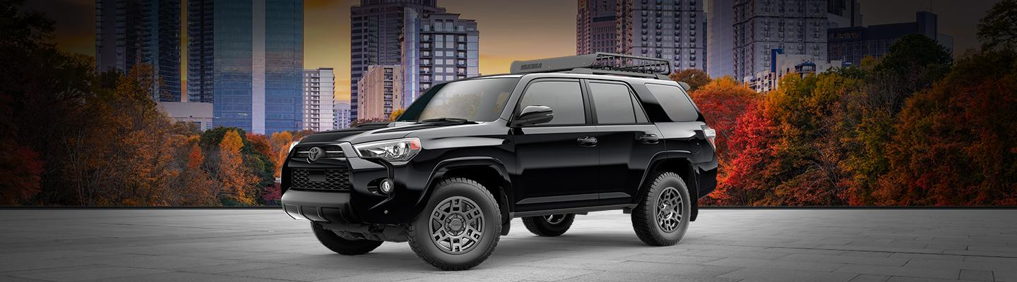 2020 Toyota 4Runner Venture Edition parked