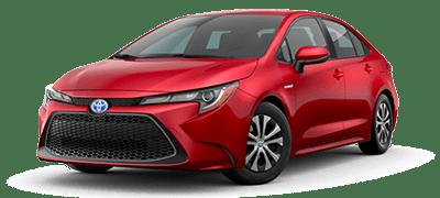 Toyota Corolla Hybrid LE