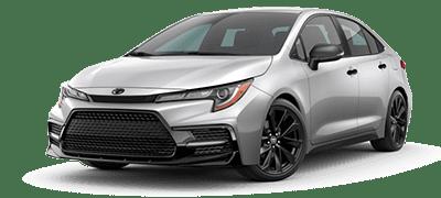 Toyota Corolla SE Nightshade Edition