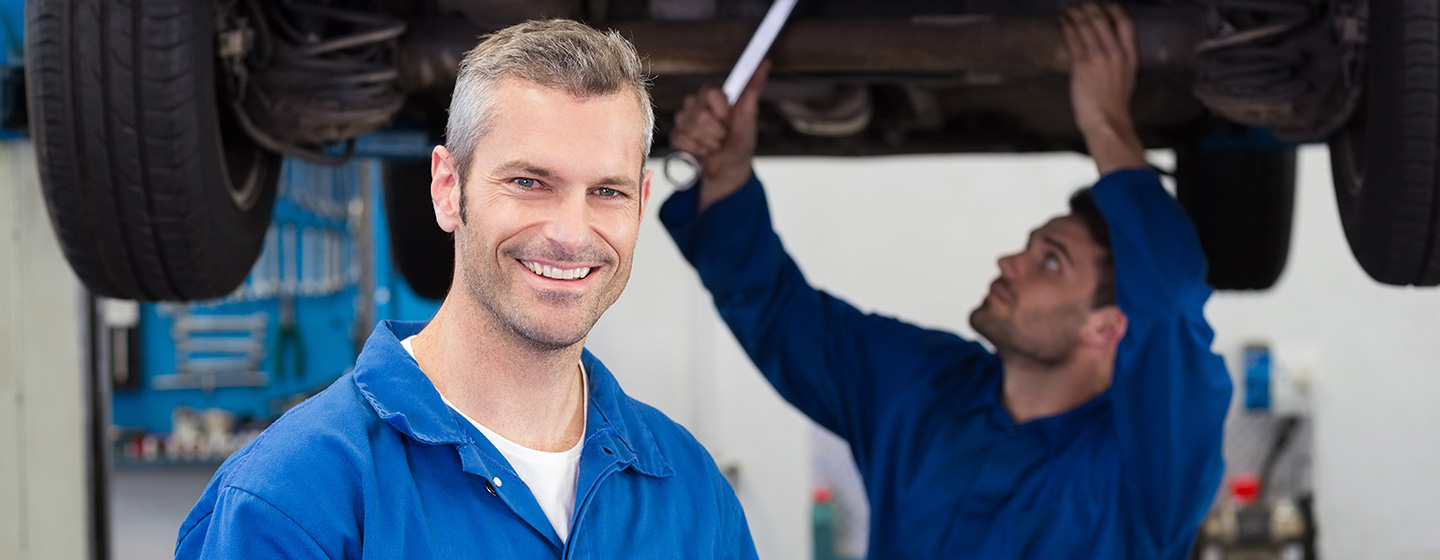 Certified Auto Repair and oil change service offered at Bob Moore Nissan in Oklahoma City, OK.