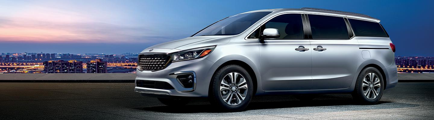 2020 Kia Sedona at Spitzer Kia in Mansfield Ohio