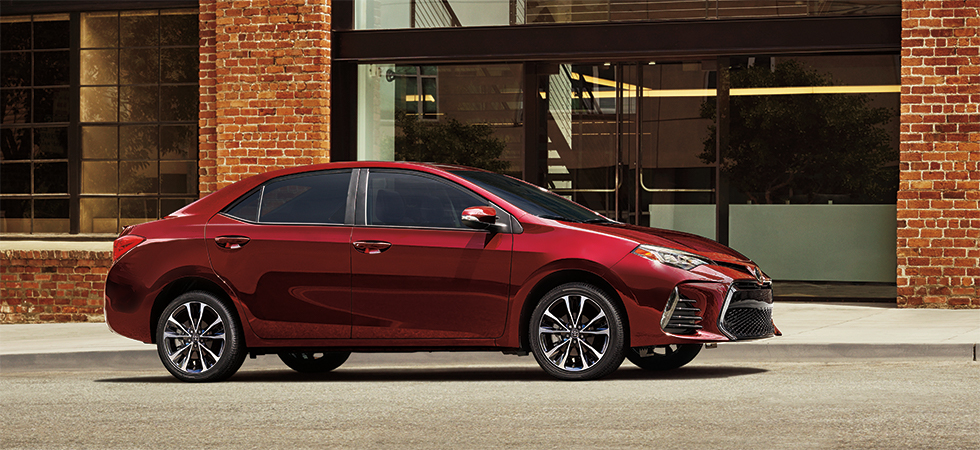 The 2019 Toyota Corolla is available at our Toyota dealership in Lake City, FL.