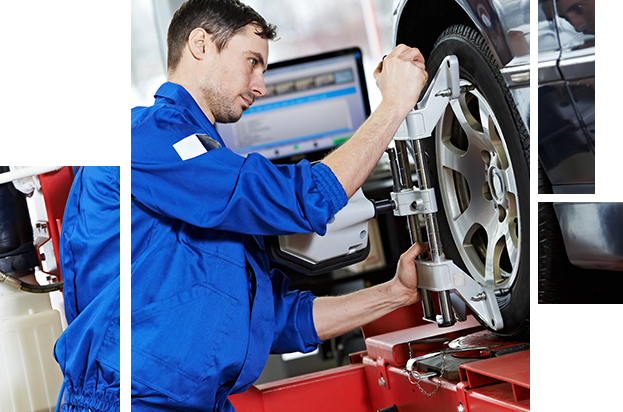 Mazda Wheel and Tire Alignment Service at your preferred Mazda Dealer in Naples, FL