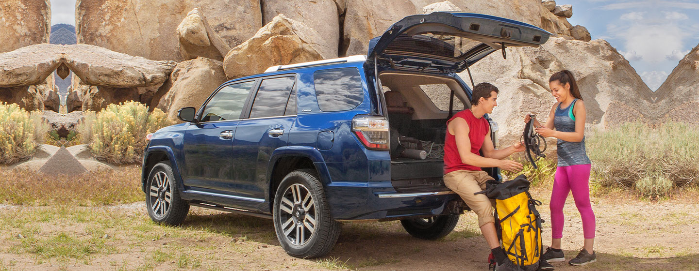 Learn why the 2019 Toyota 4Runner is perfect for Georgia drivers at Rivertown Toyota.