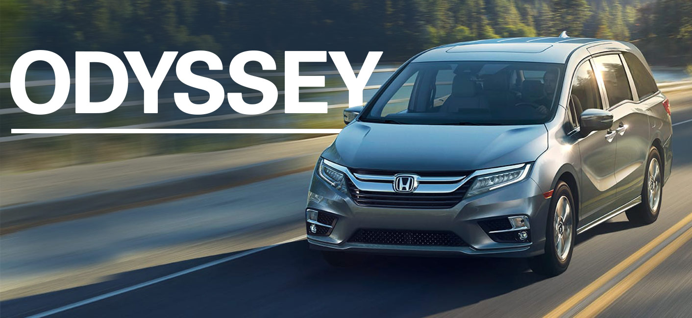 The 2019 Honda Odyssey is available at our Honda dealership in Miami, FL