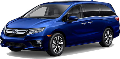 2019 Honda Odyssey Elite at South Motors Honda in Miami