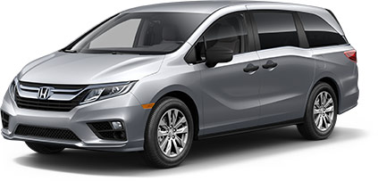 2019 Honda Odyssey LX at South Motors Honda in Miami