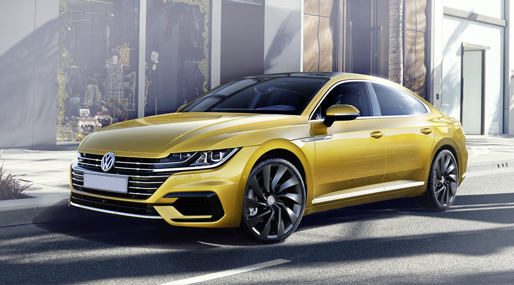 The 2019 Volkswagen Arteon is available at Vista Volkswagen Pompano Beach near Fort Lauderdale, FL