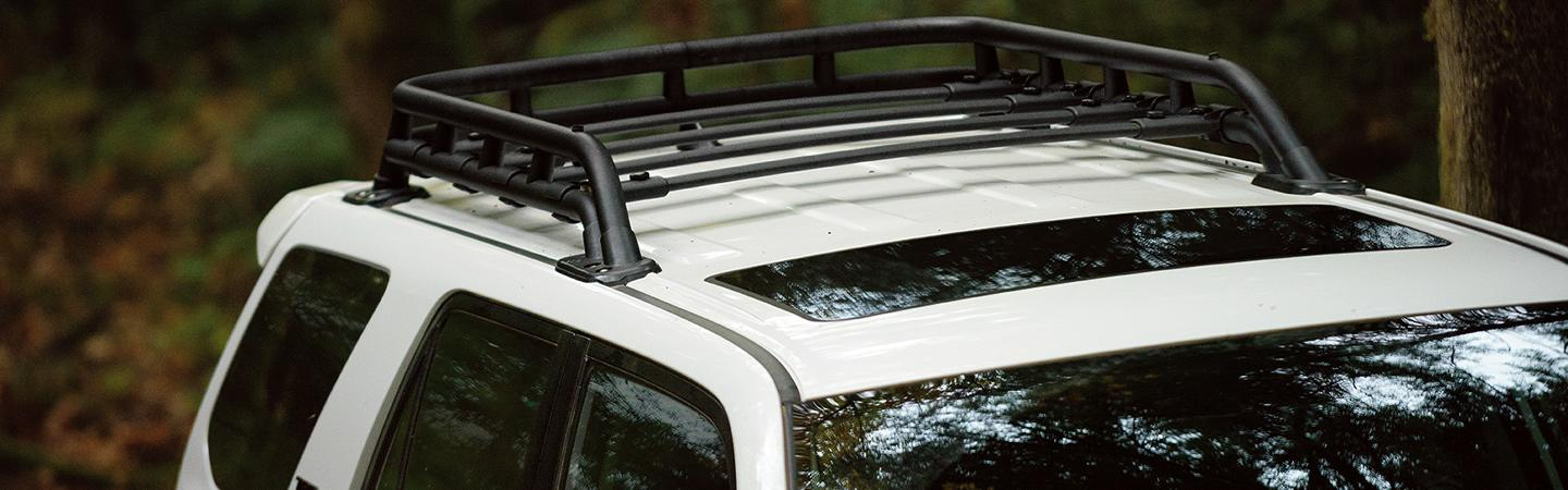 Top of the 2020 Toyota 4Runner