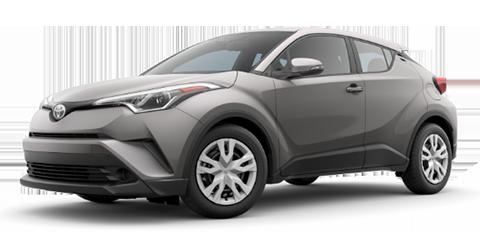 Toyota C-HR LE
