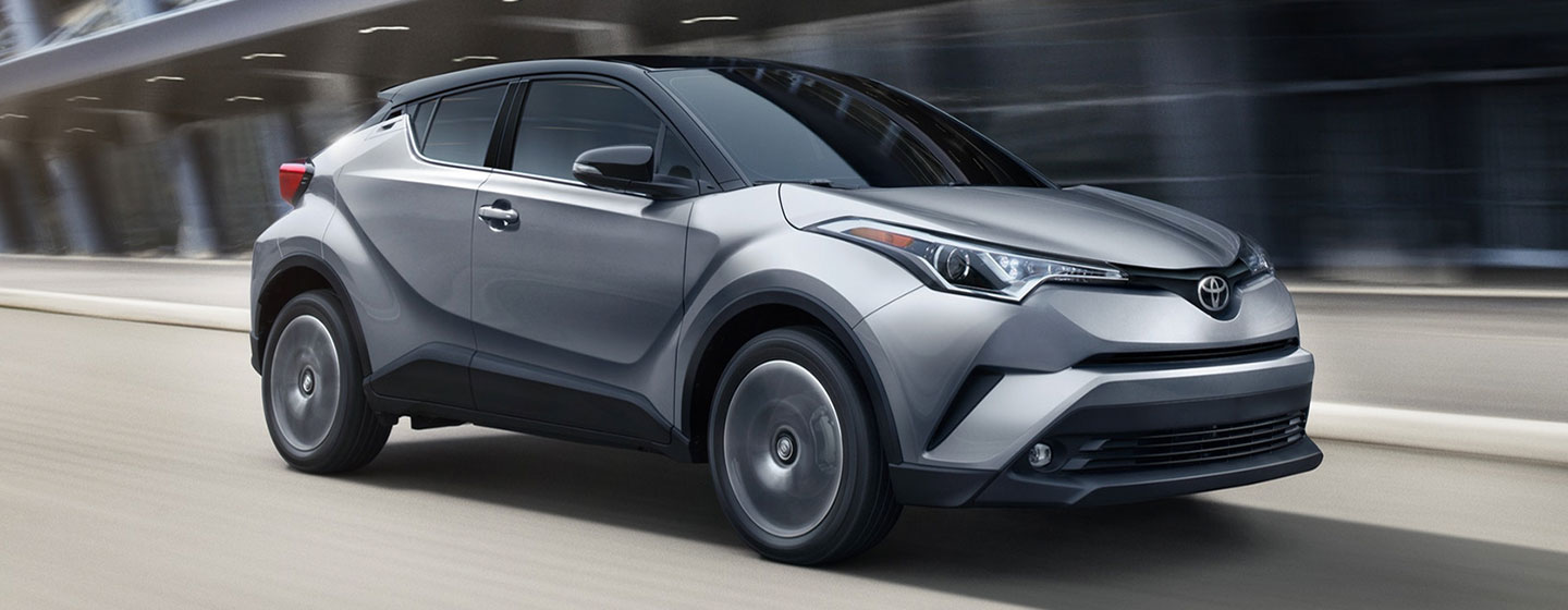 2019 Toyota RAV4 - in motion