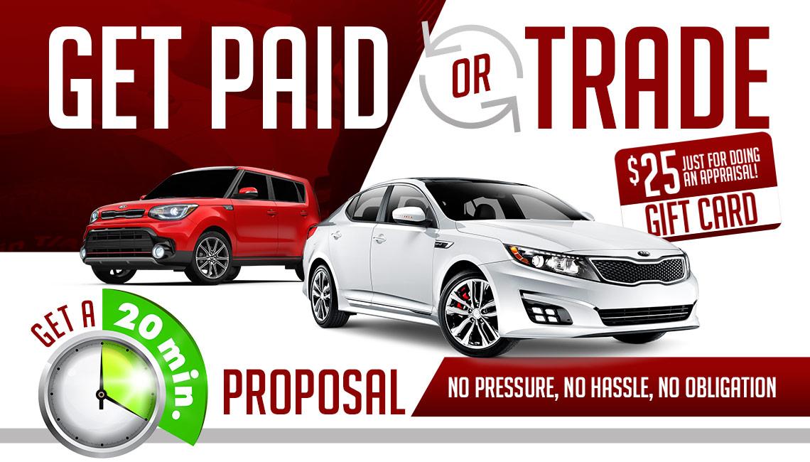 Used Cars Jacksonville >> Trade In Your Used Cars In Jacksonville Kia Dealership In
