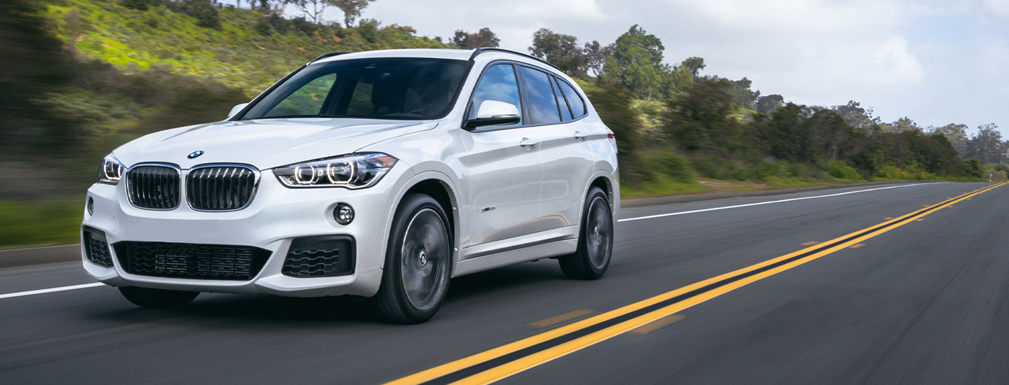 The 2019 BMW X1 is available at our BMW dealership in Miami, FL