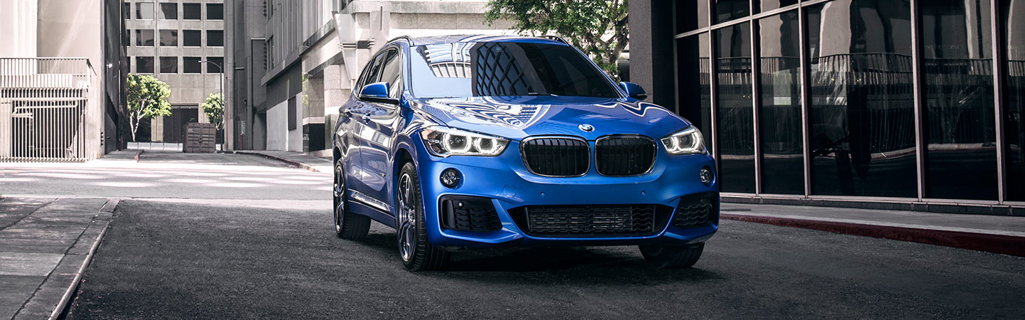 Exterior of the 2019 BMW X1 available at our BMW Dealer in Miami, FL