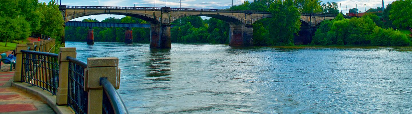 Bridge Over Chattahoochee River