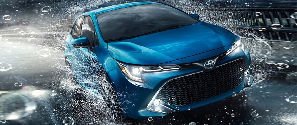 The 2019 Toyota Corolla Hatchback is available at our Toyota dealership in Columbus, GA.