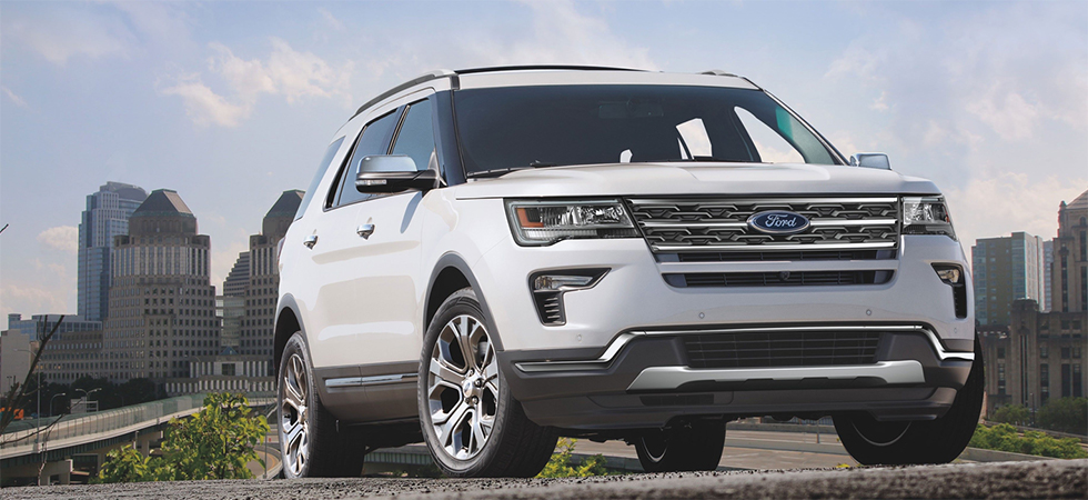 The 2019 Ford Explorer is available at our Ford dealership in Wilkes Barre, PA.