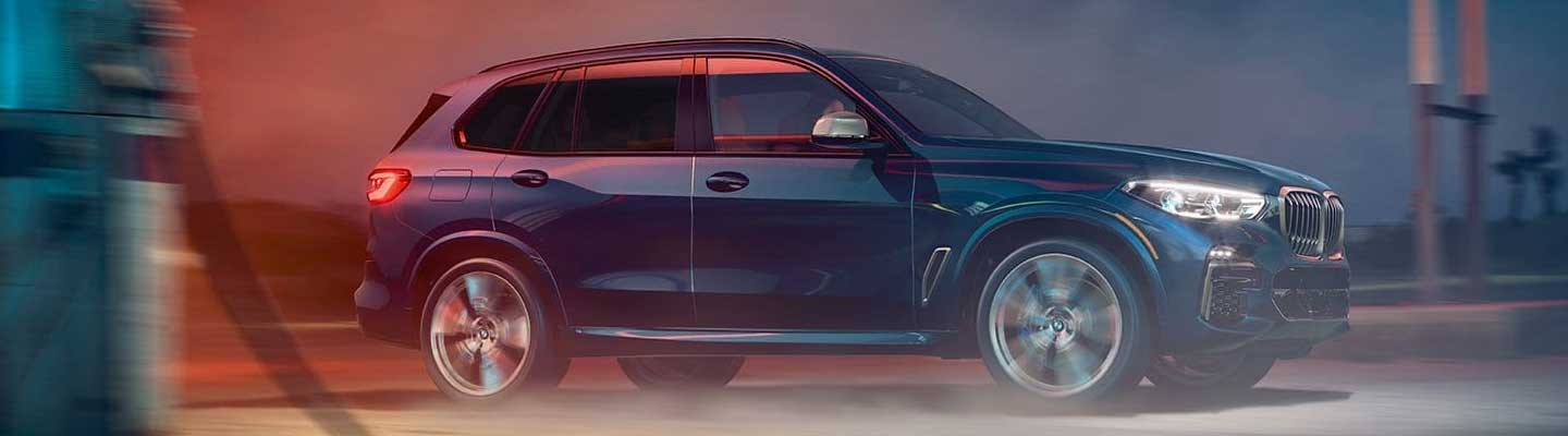 2020 BMW X5 vehicles available at BMW of Sarasota.