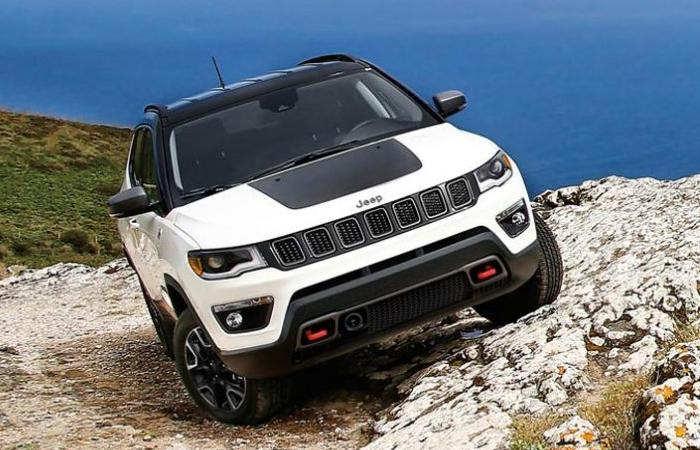 Image of the 2020 Jeep Compass