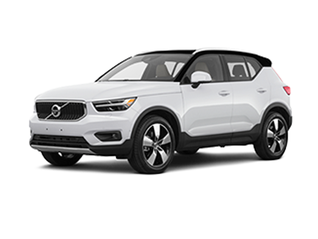 Volvo XC40 at Crown Volvo Cars Clearwater