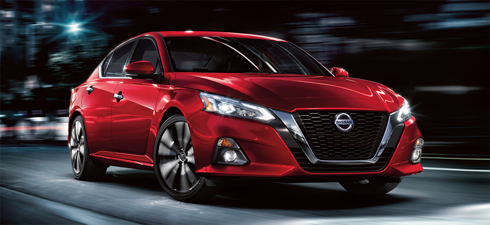 The 2019 Nissan Altima is available at our Nissan dealership in Flagstaff, AZ.