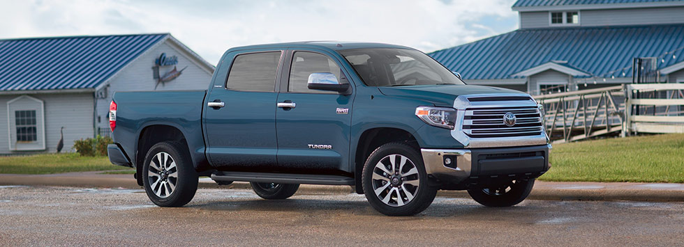 The 2019 Toyota Tundra is available at our Toyota dealership in Columbus, GA