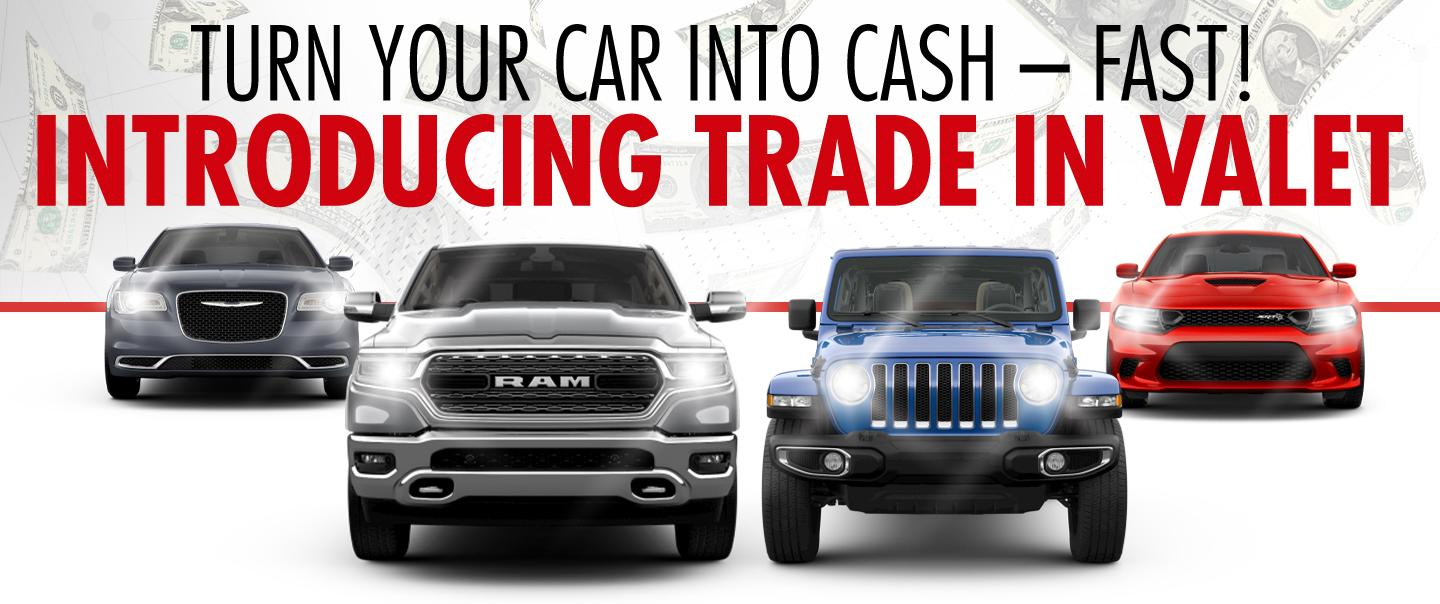 Turn Your Car Into Cash – Fast! - Introducing Trade In Valet