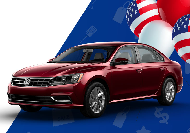 Volkswagen Passat Lease Offers at South Motors VW in Miami