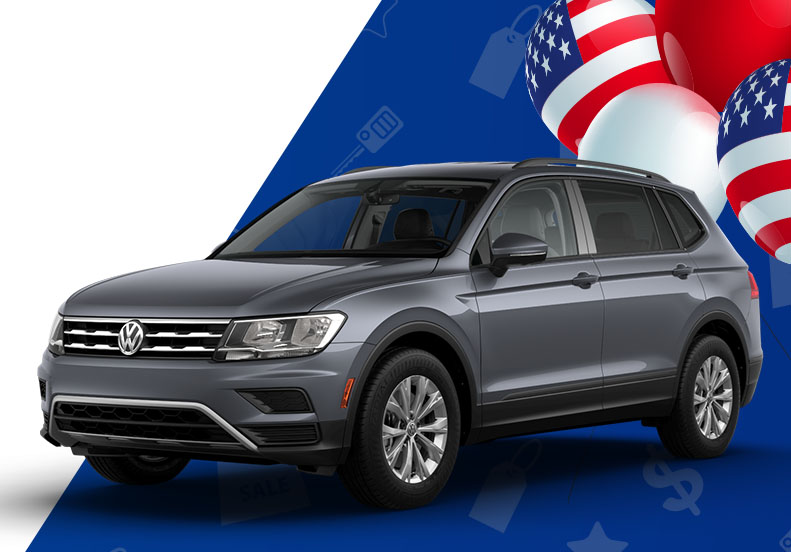 Volkswagen Tiguan Lease Offers at South Motors VW in Miami