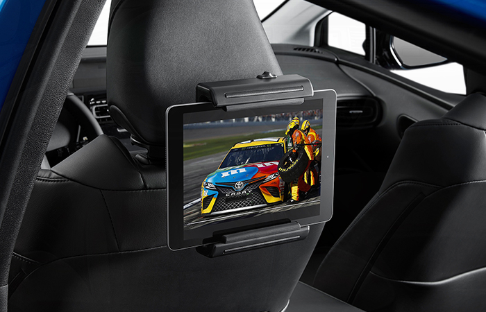 2021 Toyota Prius entertainment display