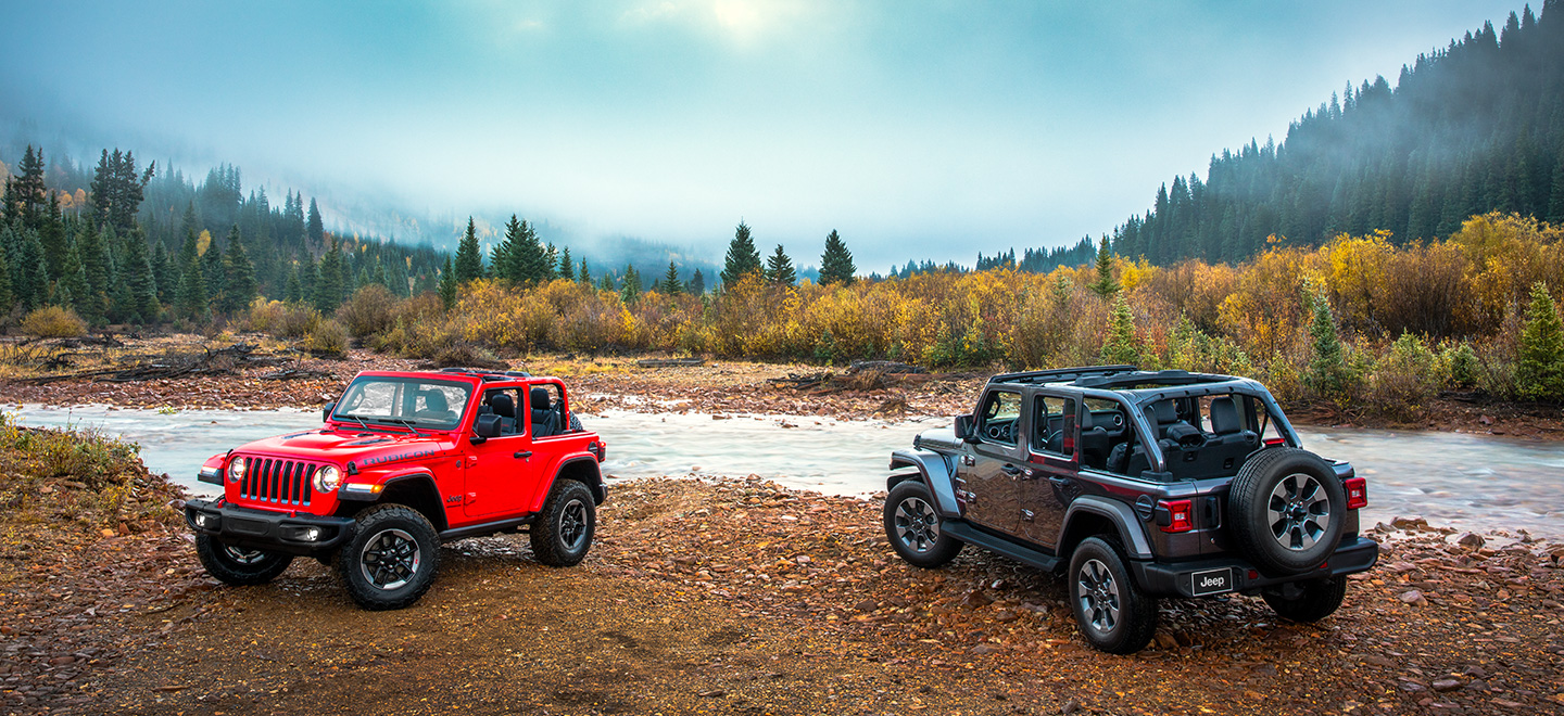 The 2018 Jeep Wrangler is available at our Jeep dealership in Chattanooga, TN.