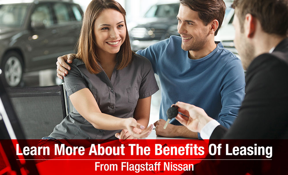 Learn More About The Benefits Of Leasing From Flagstaff Nissan