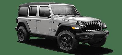 2021 Jeep Wrangler Willys Sport 4x4