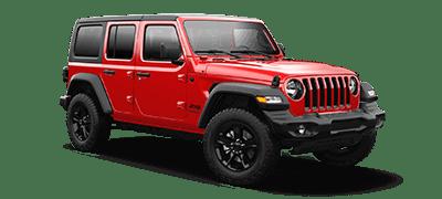 2021 Jeep Wrangler Unlimited Altitude