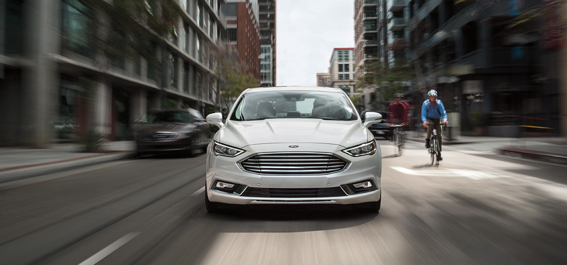 The 2019 Ford Fusion Hybrid Technology Features   Jim