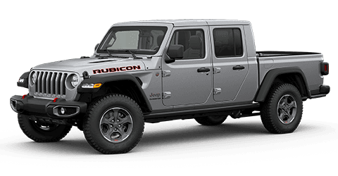 2020 Jeep Gladiator Rubicon (8AT)