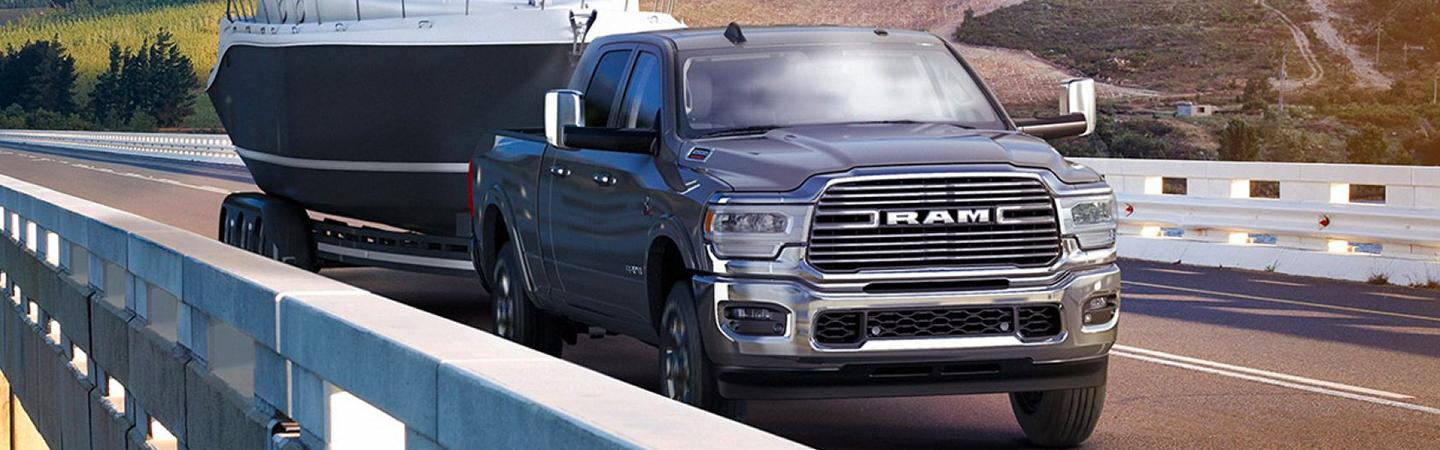 2020 Ram 2500 for sale at Marlow Ram dealership in Front Royal VA
