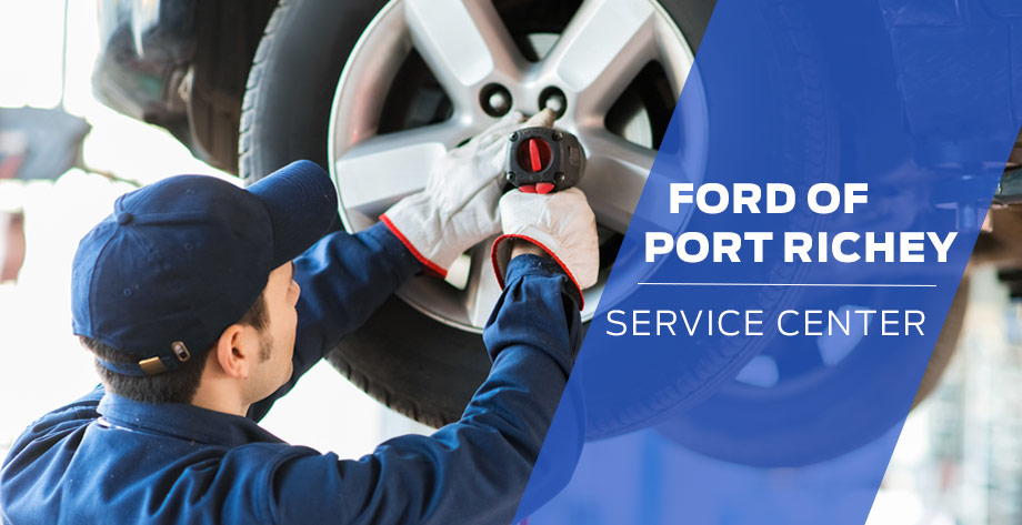 Ford of Port Richey Service Center