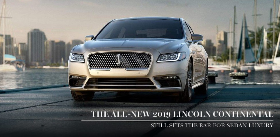 SANDUSKY OHIO LINCOLN CONTINENTAL 2019 FEATURES SAFETY PERFORMANCE