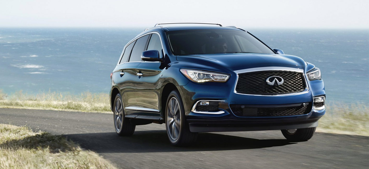 The INFINITI QX60 is available at our INFINITI dealership in Miami, FL.
