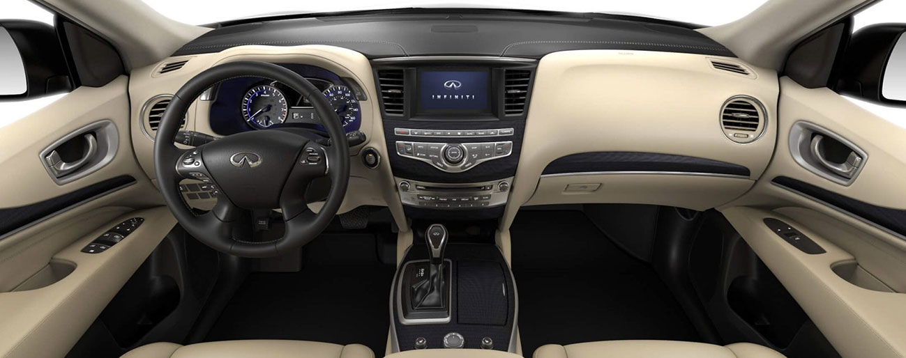 Technology features of the 2019 INFINITI QX60 at Bob Moore INFINITI in Oklahoma City, OK.