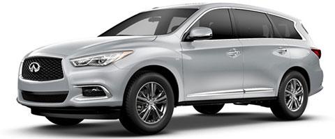 INFINITI QX60 LUXE AWD at South Motors INFINITI in Miami
