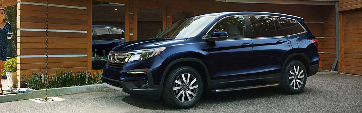 2019 Honda Pilot parked in Gainesville, FL available at Honda of Gainesville