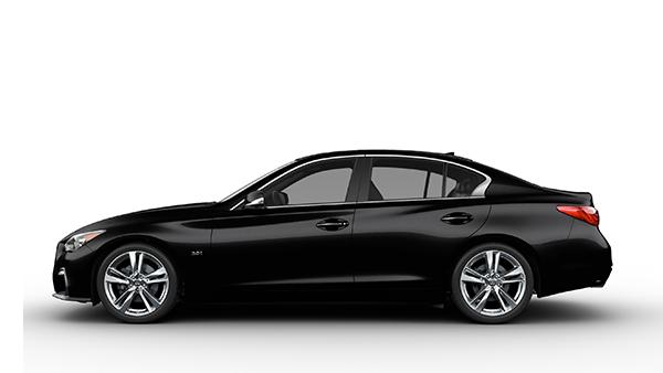 New 2019 INFINITI Q50 SIGNATURE AWD