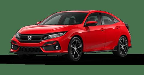 2020 Honda Civic Hatchback Sport Touring