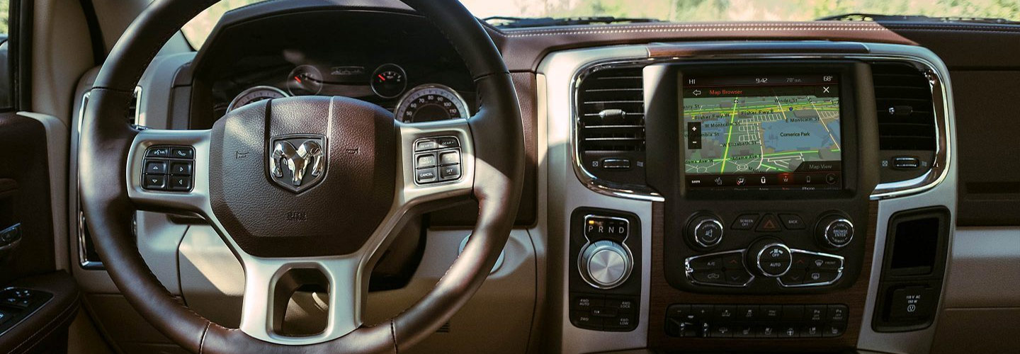 The 2018 RAM 1500 is available at Naples CDJR near Naples, FL