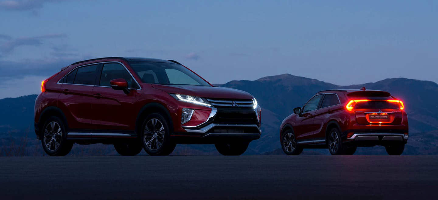 The 2019 Mitsubishi Eclipse Cross is available at our Mitsubishi dealership in Gainesville, FL.